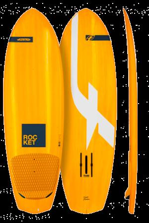 ROCKET SURF YELLOW